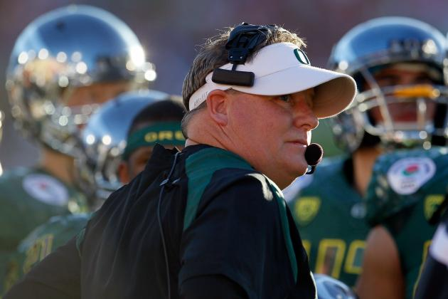 Oregon Football: Fourth Time's a Charm? What Chip Must Do to Win Coaching Honors