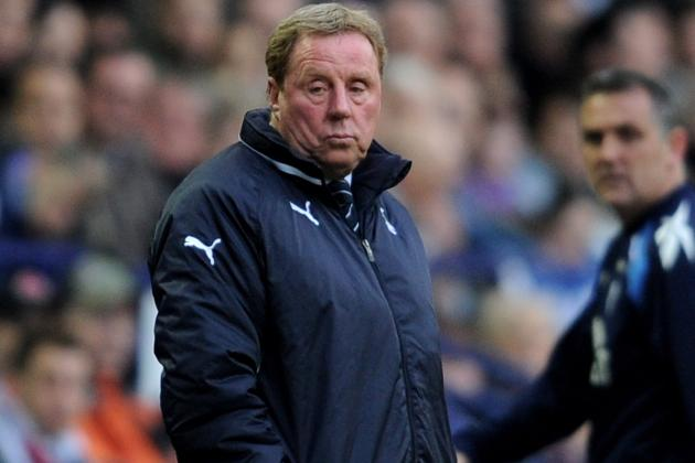 Harry Redknapp Named on Russia Shortlist