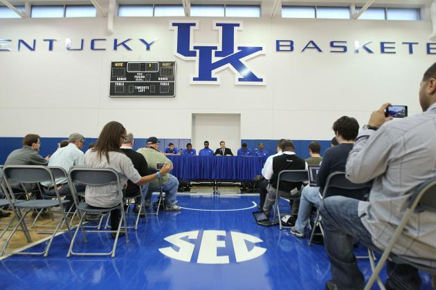 Kentucky Wildcats Basketball: Wildcats Release Non-Conference Schedule