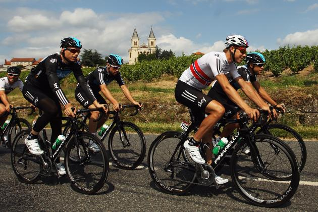 Tour De France 2012 Schedule: TV Coverage and Times for Stage 10 and Beyond