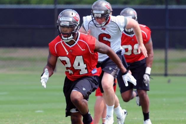 Tampa Bay Buccaneer Rookies Report to Camp in Eight Days
