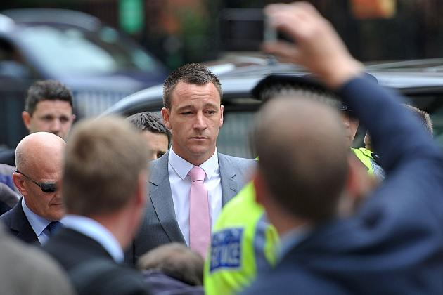 C-Word Takeover: John Terry Racism Trial Highlights Football's Language Barrier