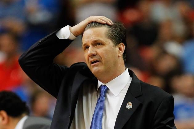 Calipari Weighing D.R. Future After Olympic Exit