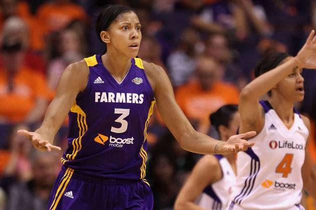 Candace Parker: Ranking WNBA Star's Prestige Next to Other ESPN Body Athletes