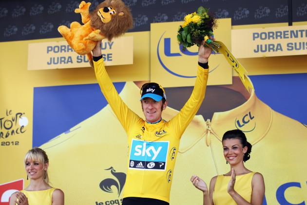 Tour De France 2012: Why England Is Dominating Thus Far