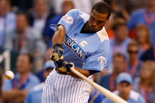 MLB Home Run Derby 2012 Results: Robinson Cano and Monday's Biggest Losers