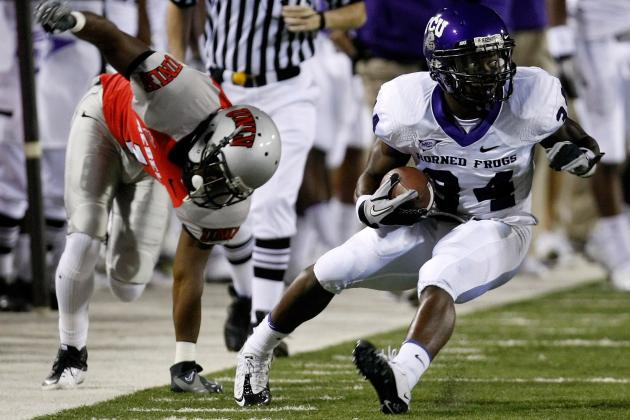 NFL Supplemental Draft RB Wesley's Full Workout Numbers Improve His Stock