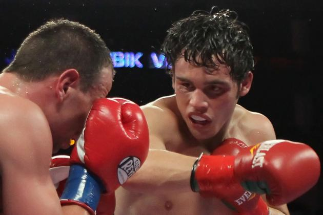 Chavez Jr Hits LA