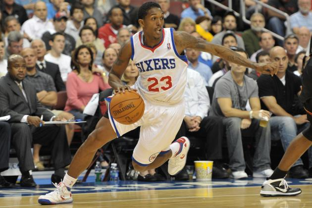 NBA Free Agency 2012: Suns Shouldn't Sign Lou Williams If Eric Gordon Escapes