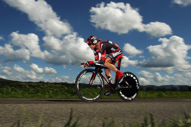 Tour De France 2012 Results: Cadel Evans Faces Battle to Catch Bradley Wiggins