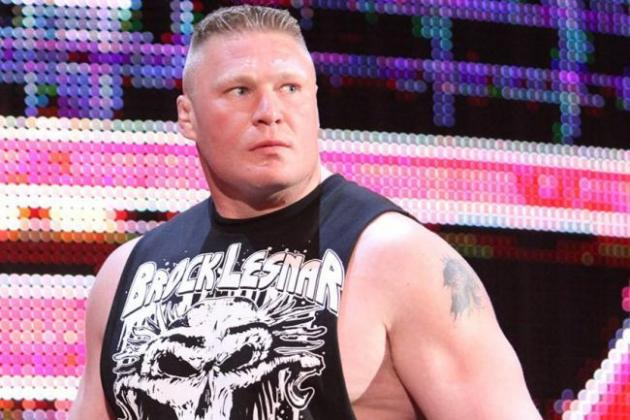 Brock Lesnar: Did WWE Use Too Many of His Dates to Build Up Extreme Rules?