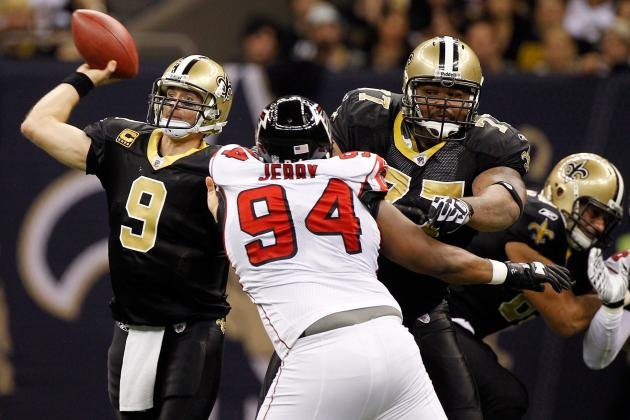 Carl Nicks Relocation Good for Both New Orleans Saints and Tampa Bay Buccaneers