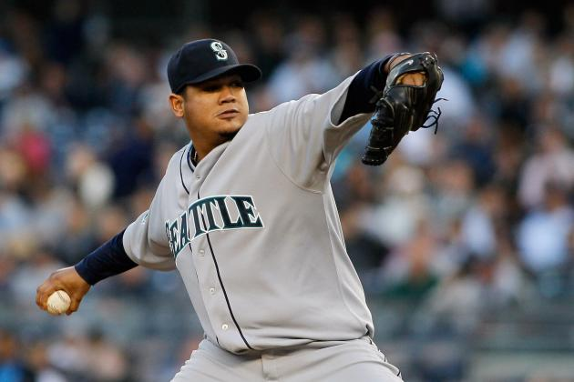 Boston Red Sox Trade Deadline Speculation: It's Felix Hernandez or Bust