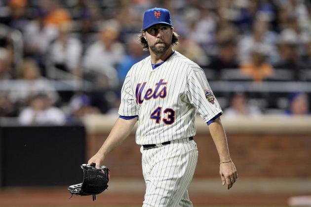 2012 MLB All Star Game Roster: Snubbing of R.A. Dickey Highlights Event's Issues