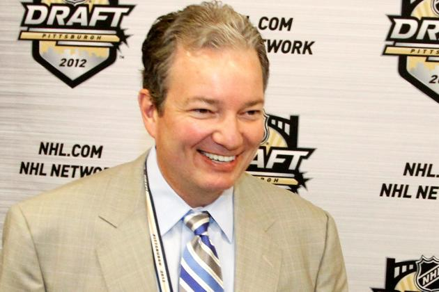 Is Shero Dropping the Ball on Free Agency?