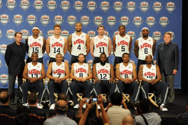 London Olympics 2012: Why Team USA Basketball Will Struggle More Than You Think