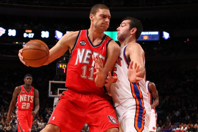 Nets Nearing Max Contract with Brook Lopez