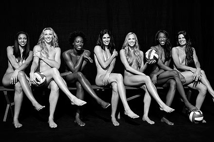 ESPN Body Issue 2012: Rundown of the Top Olympians in This Year's Issue
