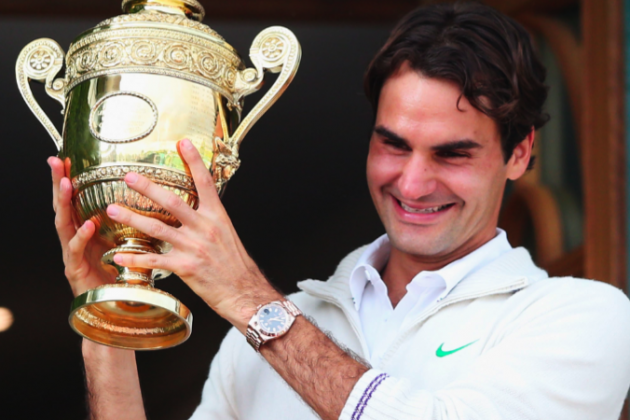 Roger Federer: Olympic Gold Medal Is Only Missing Piece for Tennis Superstar