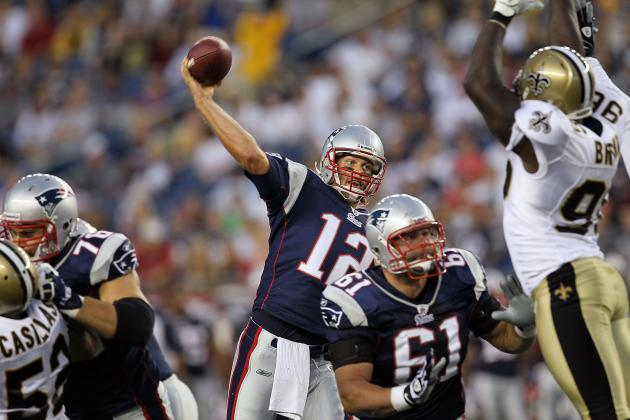 New England Patriots to Hold Joint Practices with the New Orleans Saints