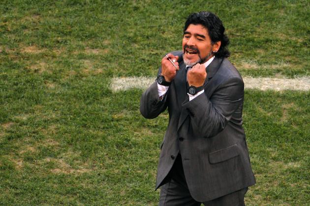 Diego Maradona Fired: Argentina Great Gets Axe from Al Wasl