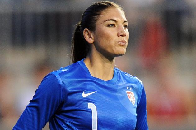 Hope Solo Warned After Drug Test