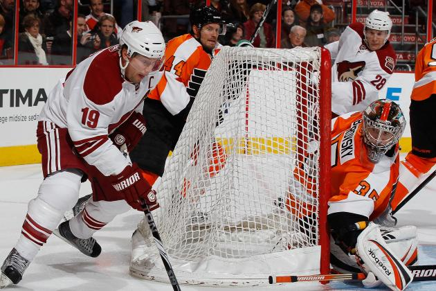 No Need for Philadelphia Flyers to Sign Old Shane Doan