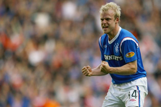 Rangers Exit Was Hard: Naismith