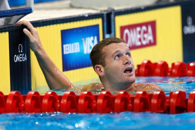 US Olympic Swimming Team 2012: Tyler Clary Right to Call Out Michael Phelps