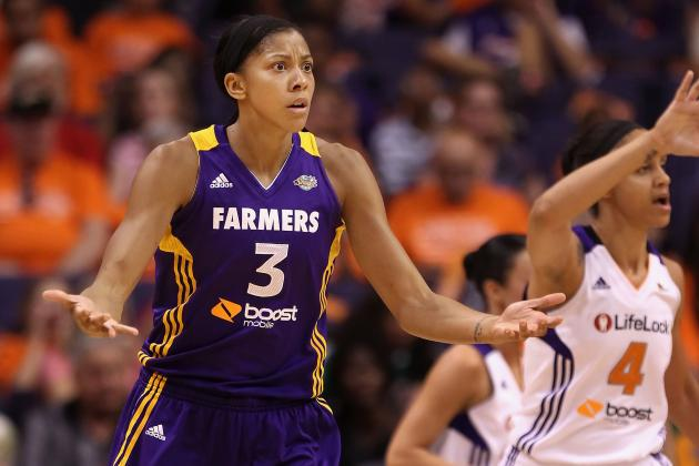Candace Parker: Superstar Forward Will Lead LA Sparks Back to Prominence