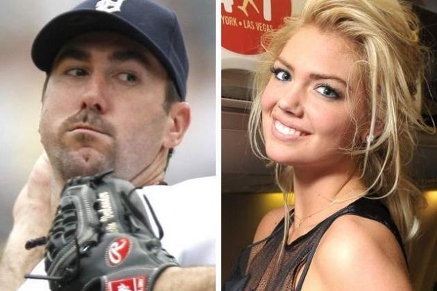 Justin Verlander Dating Kate Upton? Is This for Real?