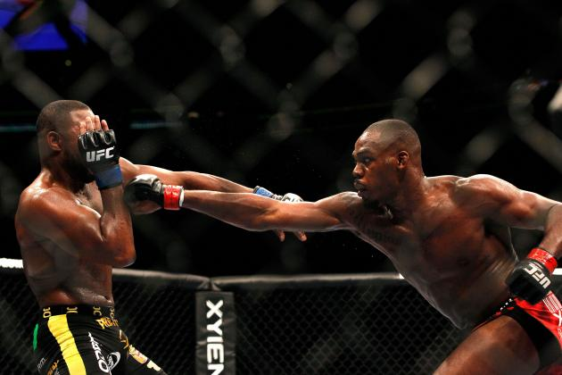 Jon Jones on Fighting Anderson Silva: 'We Both Have a Lot to Lose'