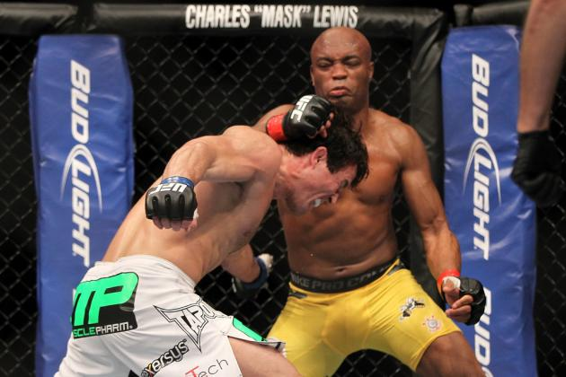 UFC 148: Anderson Silva vs. Chael Sonnen Draws 19 Million Viewers in Brazil