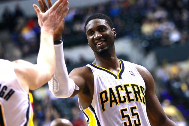 Pacers Set to Match Offer Sheet on Roy Hibbert, Max Contract Be Damned