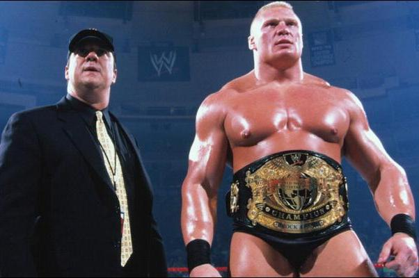 WWE Monday Night Raw: How Paul Heyman Has Helped Brock Lesnar