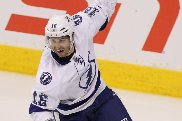 Tampa Bay Lightning Re-Sign Teddy Purcell, Add B.J. Crombeen