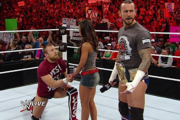 WWE: Will a Bad Love Story Ruin a Great Match for Money in the Bank?
