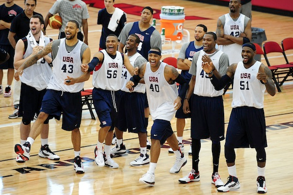 London Olympics 2012: USA Basketball Will Win Gold Medal Despite Injuries