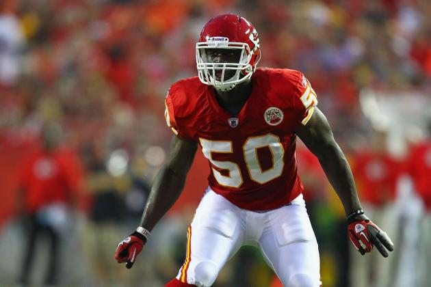 Kansas City Chiefs Camp Battles: Linebacker