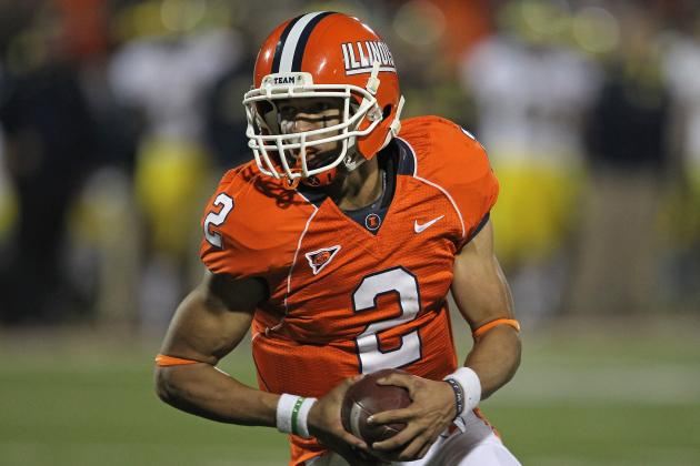 Big Ten Breakdown 2012: Illinois Fighting Illini, Part 2, Offense