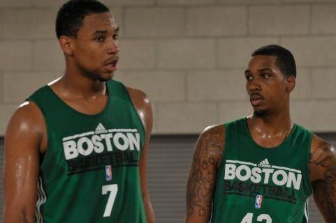 Boston Celtics: Jared Sullinger and Kris Joseph Shine as Fab Melo Struggles