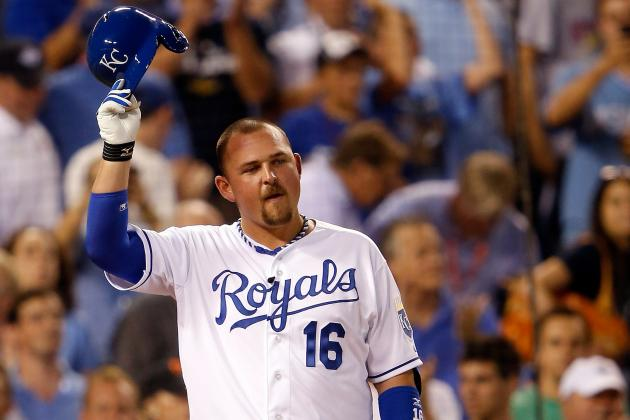 Billy Butler on KC's Fans 'Most I've Been Cheered'