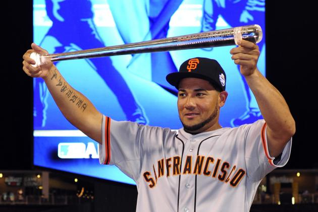 Melky Cabrera Named 2012 MLB All-Star Game MVP