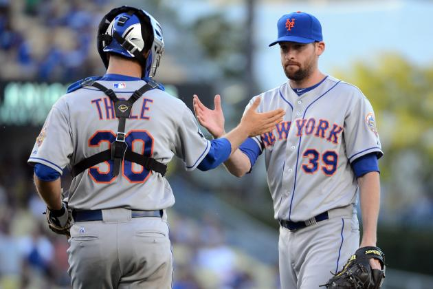 Reasons Why Bobby Parnell Can Be a Star Closer for the New York Mets