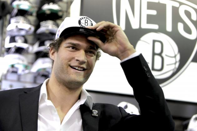 Brook Lopez Reportedly Closing in on Maximum Contract with Brooklyn Nets