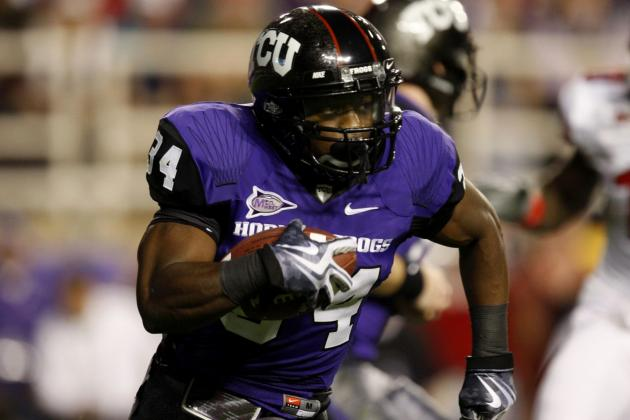 2012 NFL Supplemental Draft: Why All 32 Teams Should Pass on TCU RB Ed Wesley