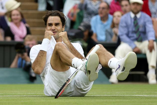 Roger Federer: Is He Greater on Wimbledon Grass Than Pete Sampras?