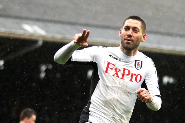 Liverpool Transfer News: Clint Dempsey Reportedly Close to Signing with Reds