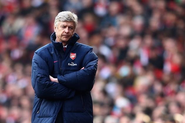 Arsenal FC: What Will Arsene Wenger's Expectations Be for the 2012/13 Season?