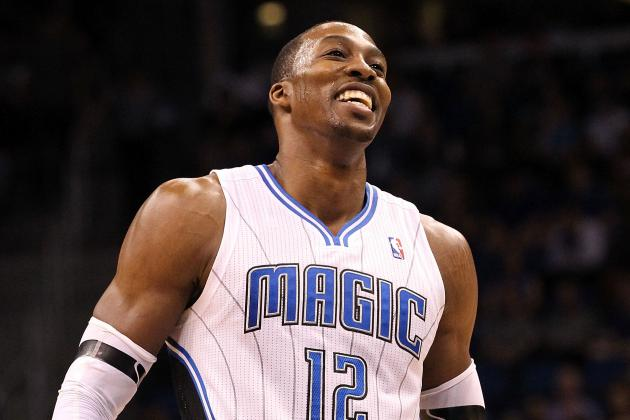 NBA Trade Speculation: Lakers Frontcourt with Dwight Howard and Derrick Williams